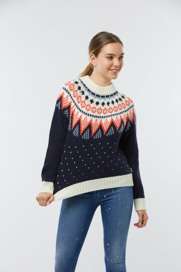 Pull CLIVER Navy