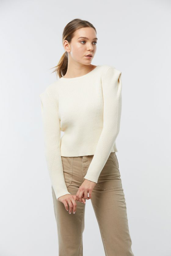 Pull COCOON Ivory