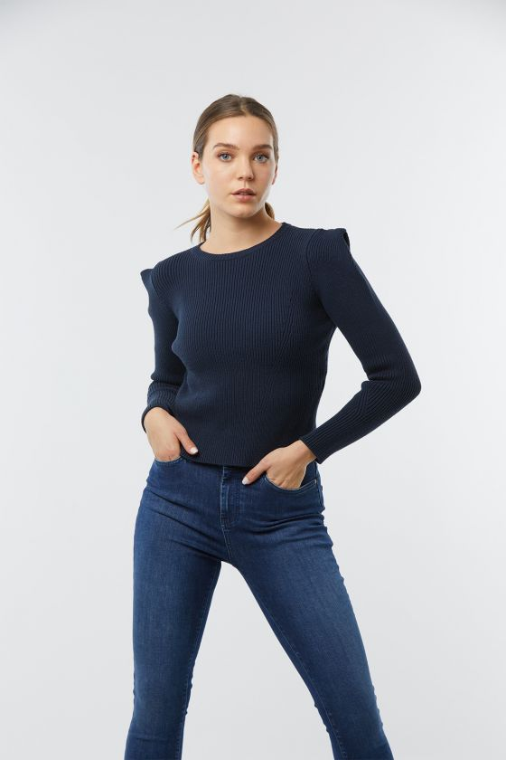 Pull COCOON Navy