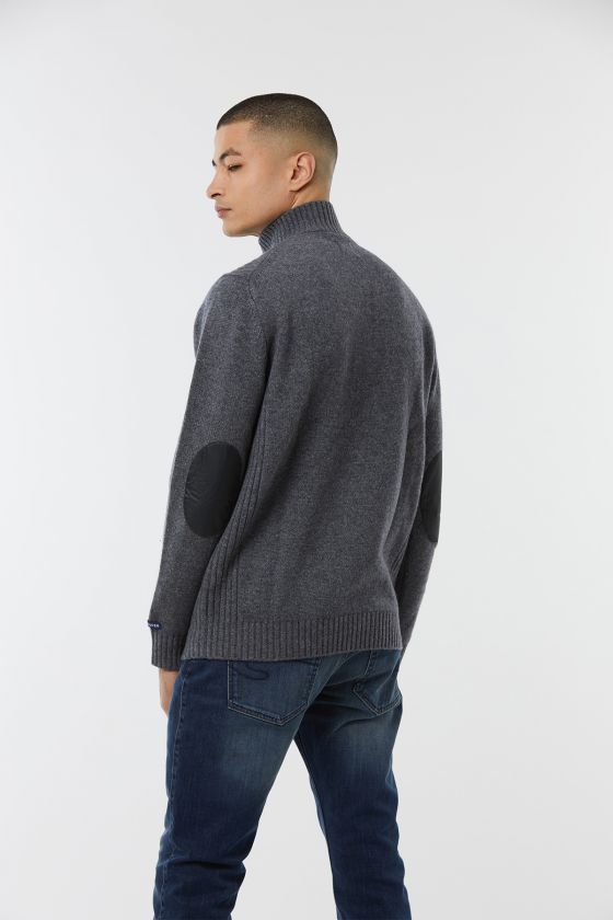 Pull CHAR Anthracite