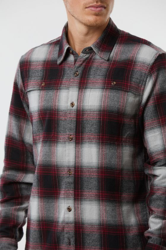 Chemise DAHO Red blood
