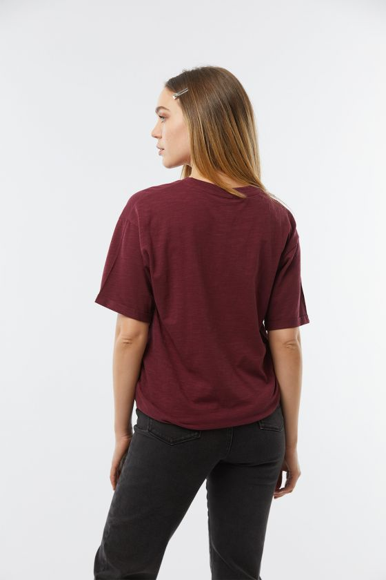 T-Shirt AGRAF Red blood