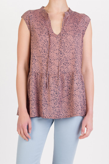 Blouse Molly 2930 Rosewood