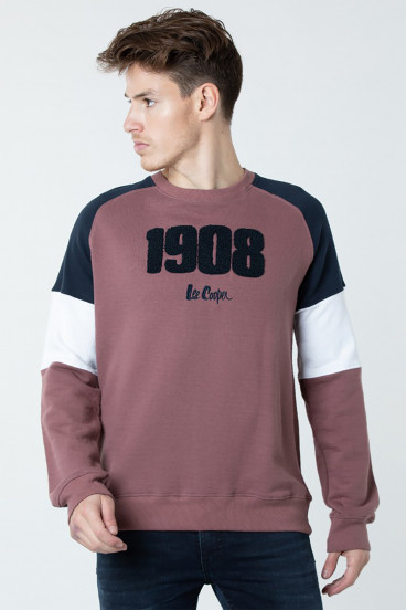 Sweatshirt Eski 3022 Dusty Pink