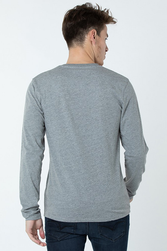T-Shirt Axxo 3147 Gris Chiné