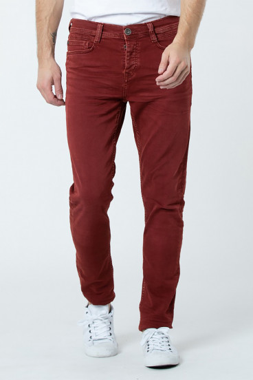 Pantalon Jeep 9406 Wine
