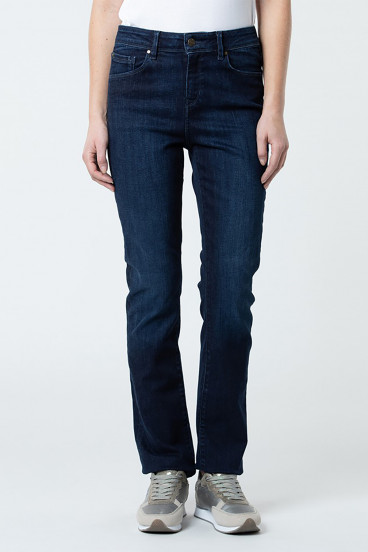 Jean LC161 8418 Blue Rinsed