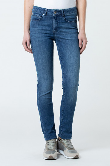 Jean Jahia 8437 Blue Brushed
