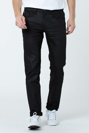 Jean LC128 8440 Black Coatted
