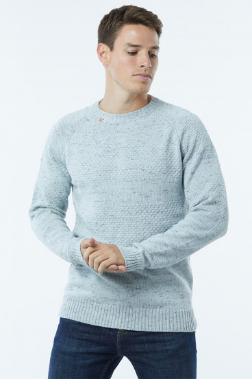Pull Clary 3184  Gris Clair Chine