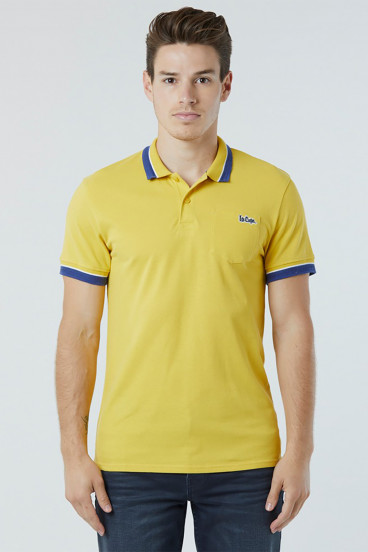 Polo BRIKE 3114 Lemon