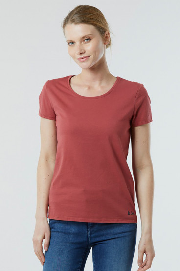 T-shirt AODA 4568 Cherry