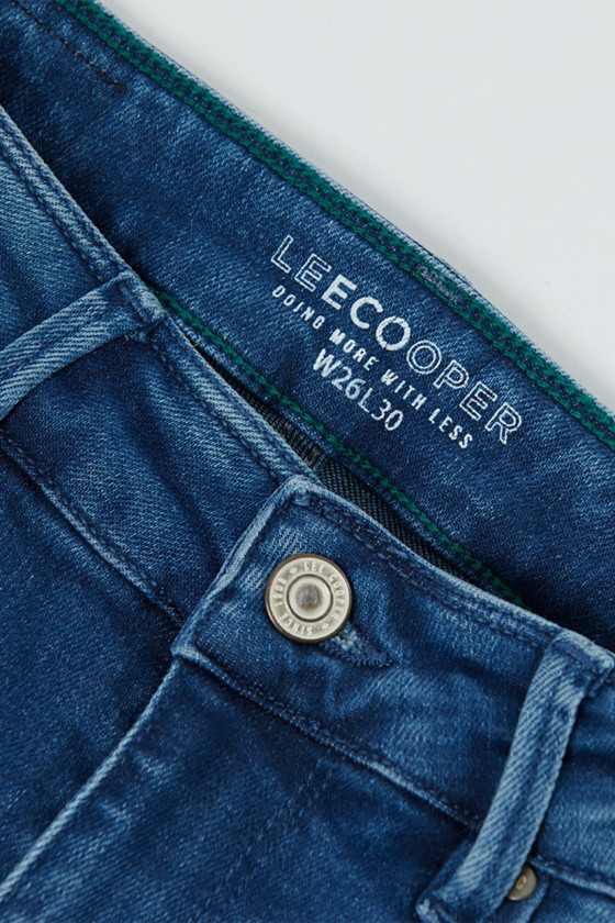 Jean LC161 8538 RECYCLED Blue