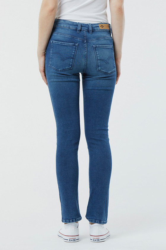 Jean LC135 8538 RECYCLED Blue Brushed