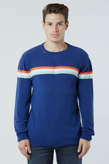 Pull CARION 4433 Blue Royal