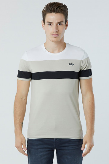 T-shirt AMPLE 4560 Greige