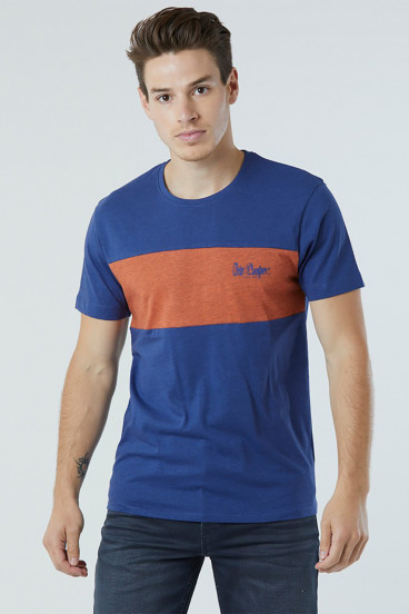 T-shirt AFIOS 4565 Blue Royal