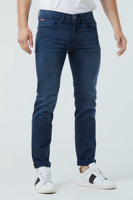 Jean LC128 8508 Blue Coatted Used