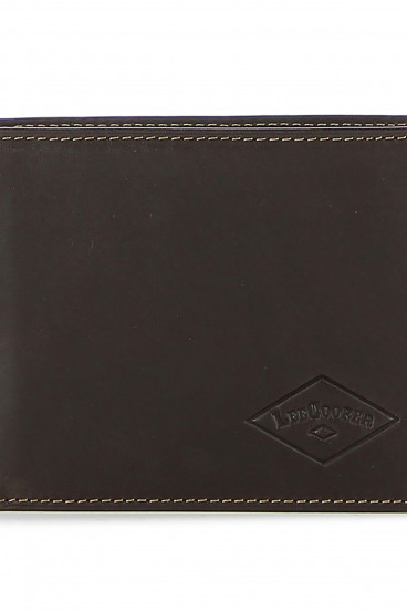 Portefeuille LC157 Marron