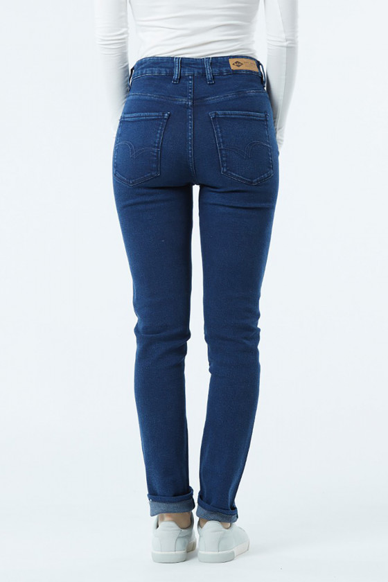 Jean LC135 Eco Rinsed Brushed
