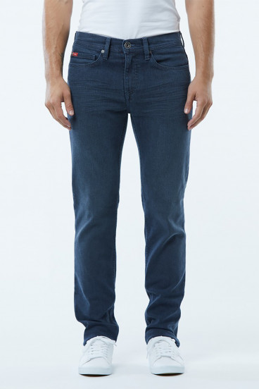 Jean LC122 Grey Blue Brushed