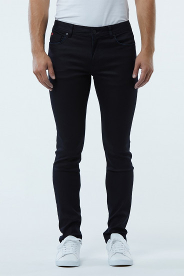 Jean LC132 Pure Blue Black