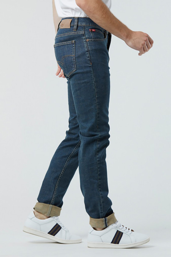 Jean LC126 Brown Stoned