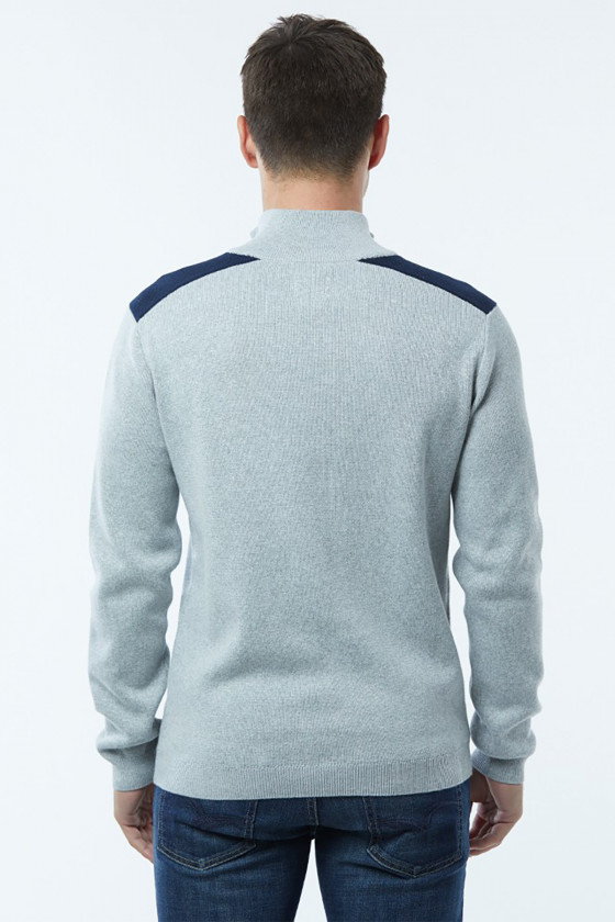 Pull COLDY Grey Melanged