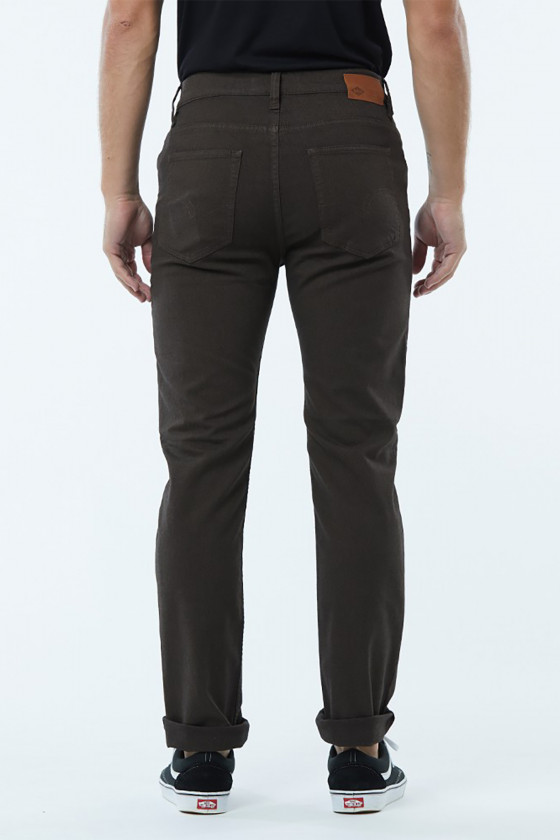 Pantalon LC126 Coffee
