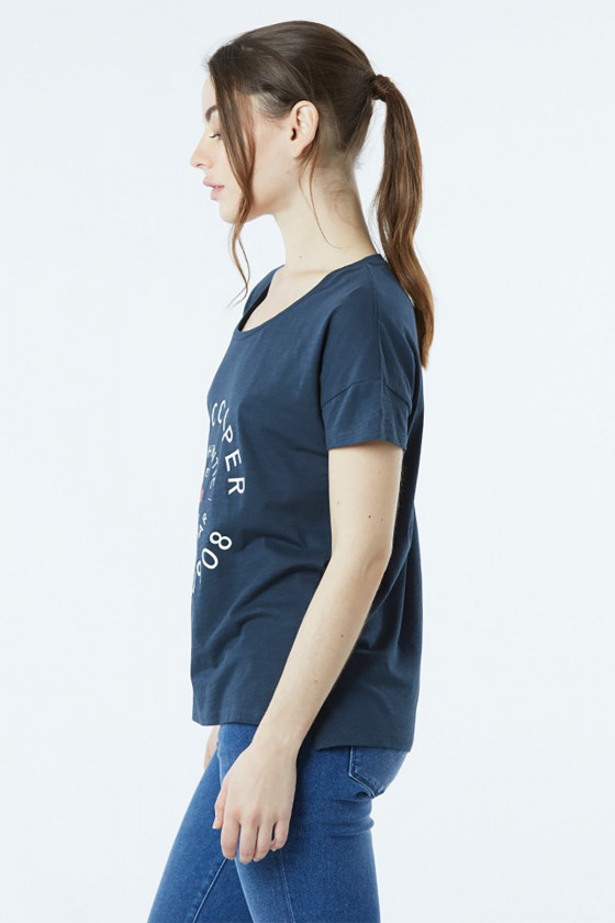 T-shirt ATIKA Navy