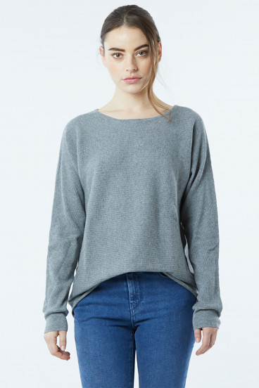 Pull CRELOLA Grey Melanged
