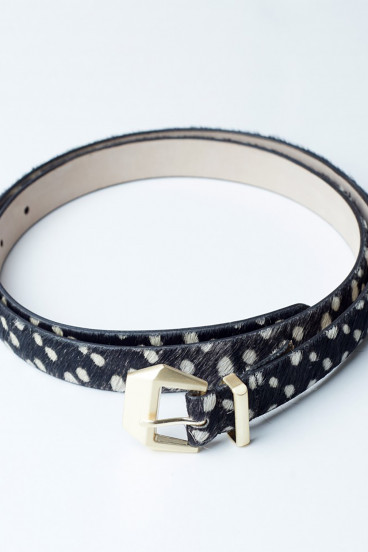 Ceinture STELLY Coffee