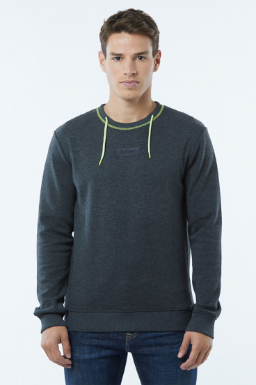 Pull ENAIS Dark Grey Melanged