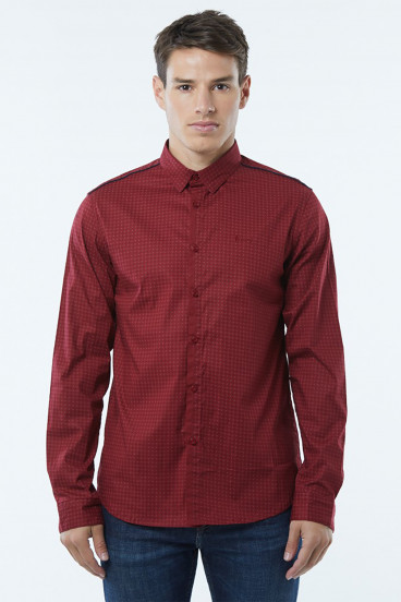 Chemise DAMIEN Ketchup