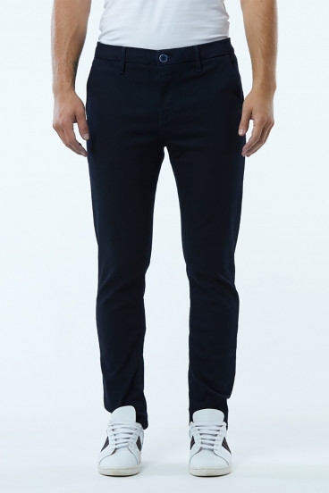 Pantalon NEILS Sea Blue