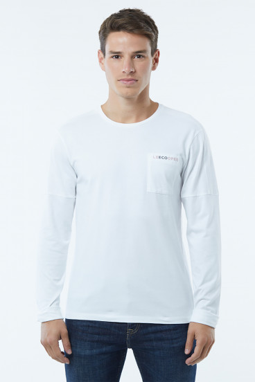 T-shirt AREIZ Off White