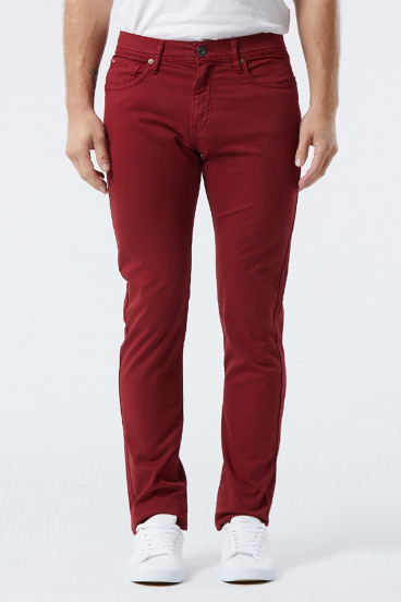 Pantalon LC122 Brique