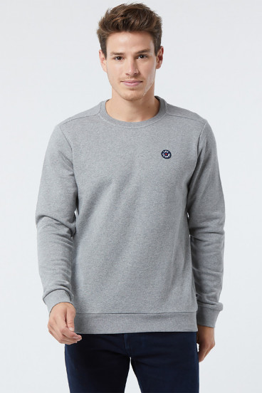 Pull ESMIO Grey Melanged