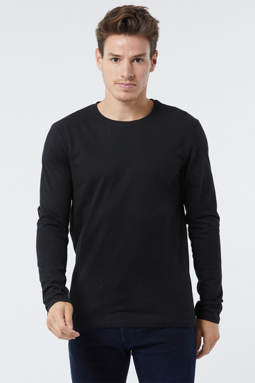 T-shirt CALVIN Black
