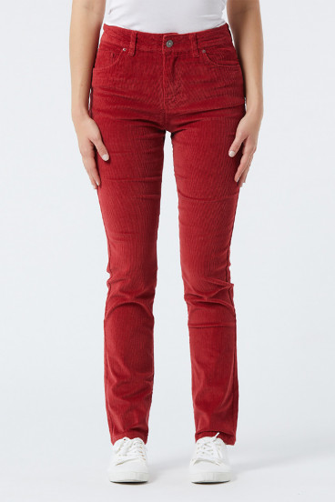 Pantalon LC161 Brique
