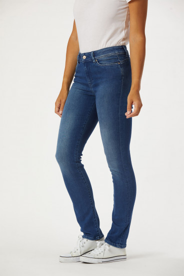 Jeans JANA Stone Blue Brushed