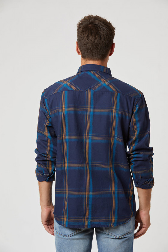 Chemise DIGDY Navy
