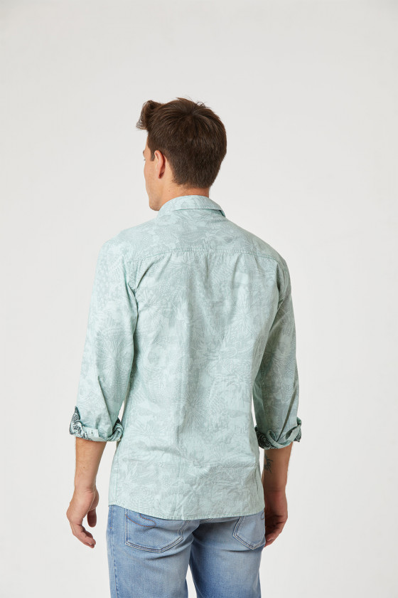 Chemise DUMY Forest