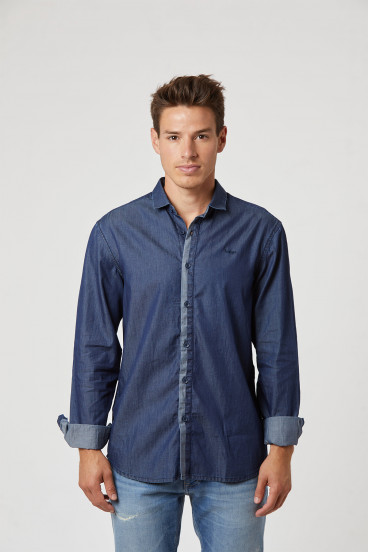 Chemise DAXXOU Rinsed