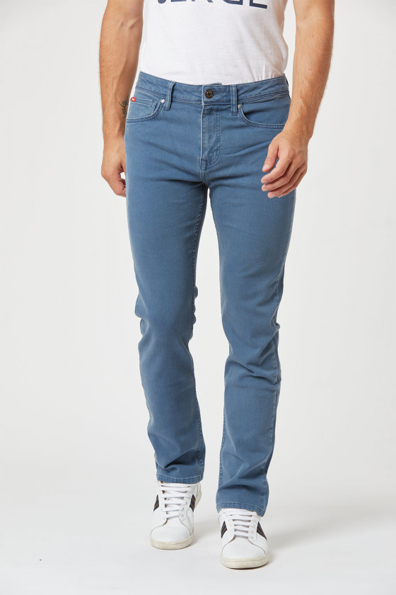 Jeans LC122 Grey Blue