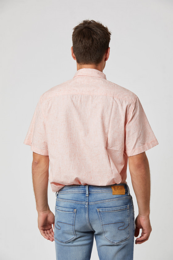 Chemise DANET Silver Pink