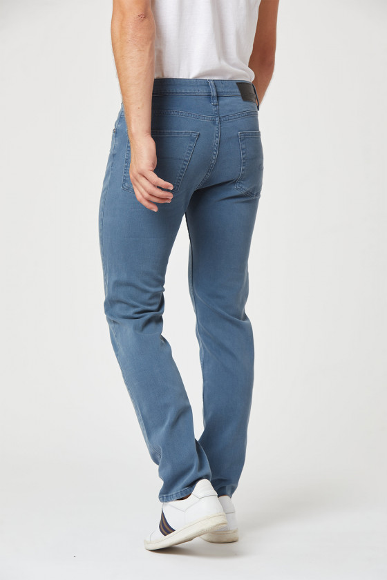 Jeans LC126 Grey Blue