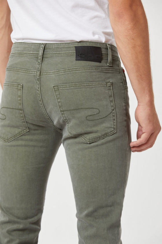 Jeans LC128 Vintage Green